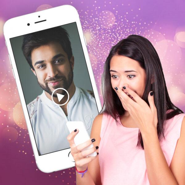 Navin Kundra personalised video message